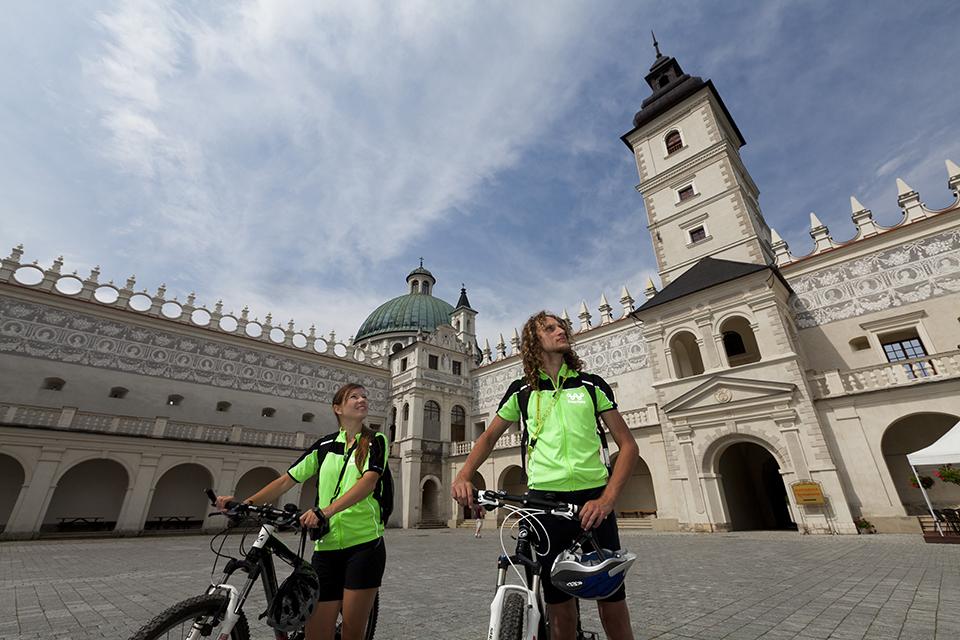 мандрівники на велосипедах