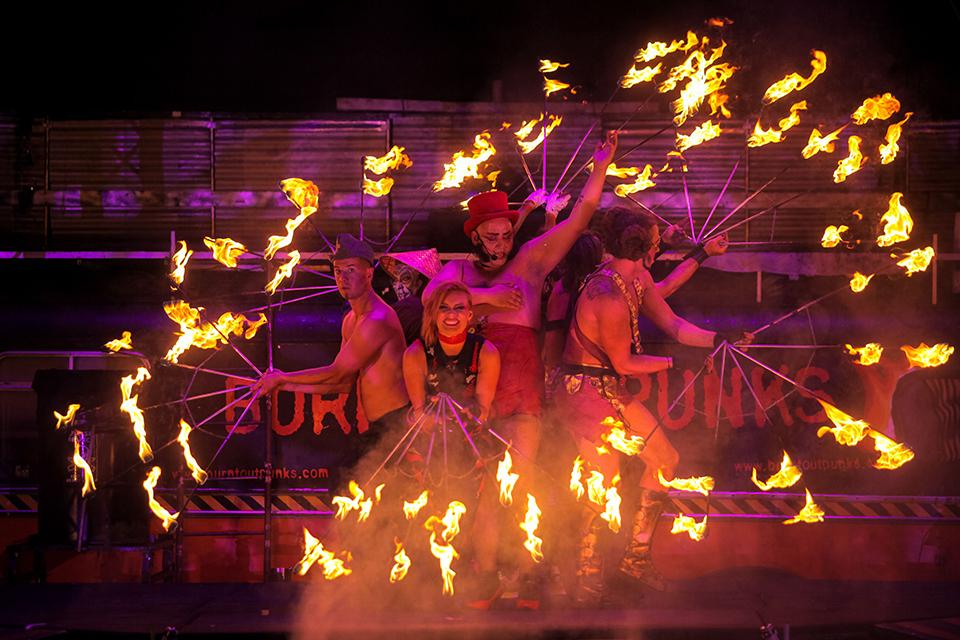 Карнавал майстрів циркового мистецтва