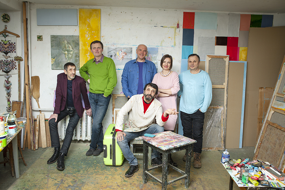 українськи художники art aliance