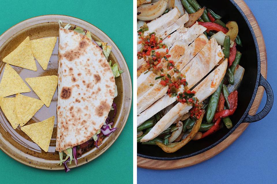страви автентичної мексиканської кухні