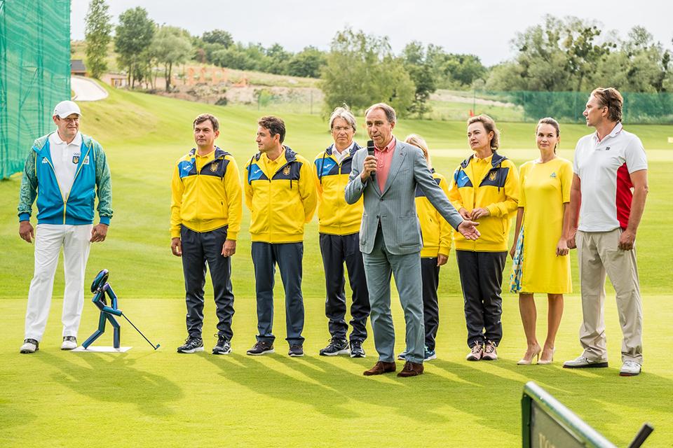 гольф турнір