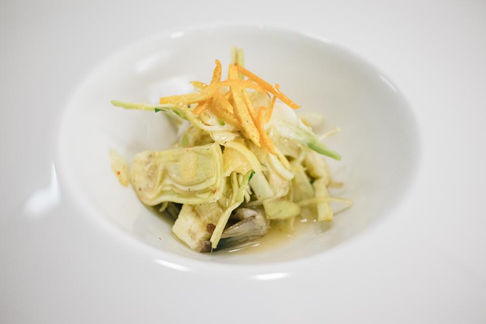 салат із артишоку