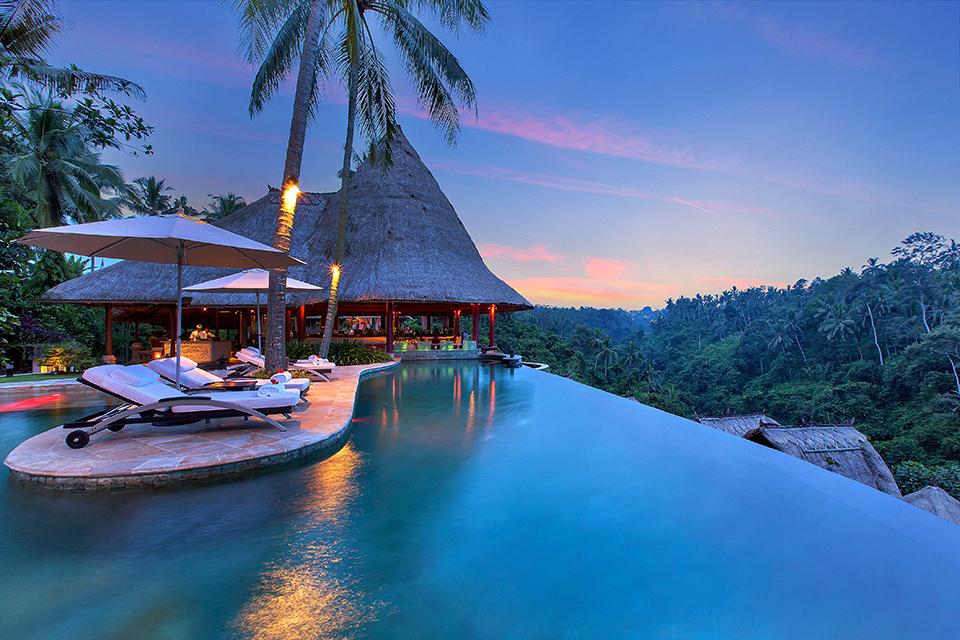 Вечірній велнес-ретрит на Балі