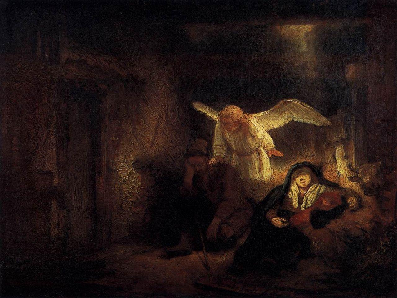 картина музей рембрантд
