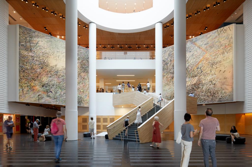 sfmoma музей сучасного мистецтва сан-франциско