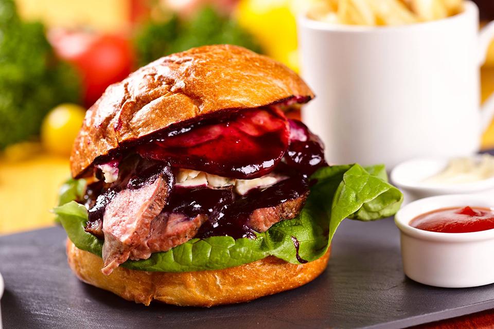 бургер The Burger