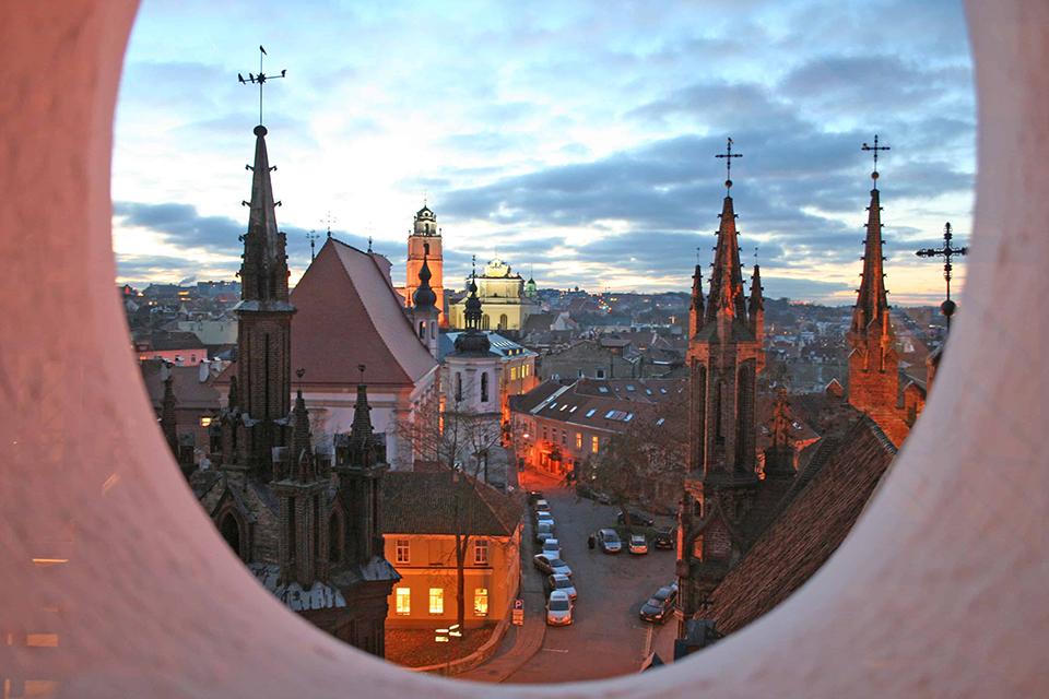 Вільнюс, Литва