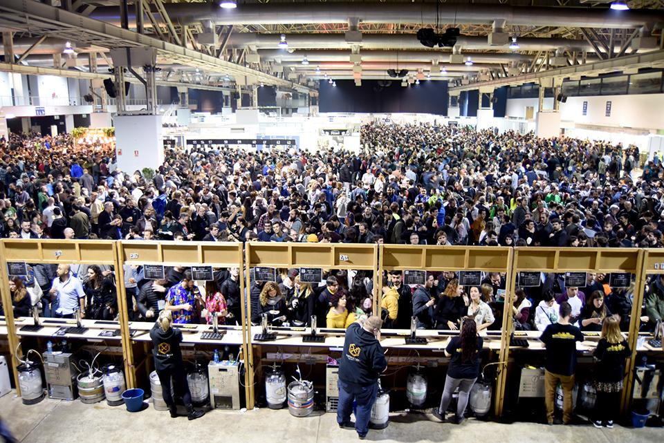 Міжнародний пивний фестиваль в Барселоні