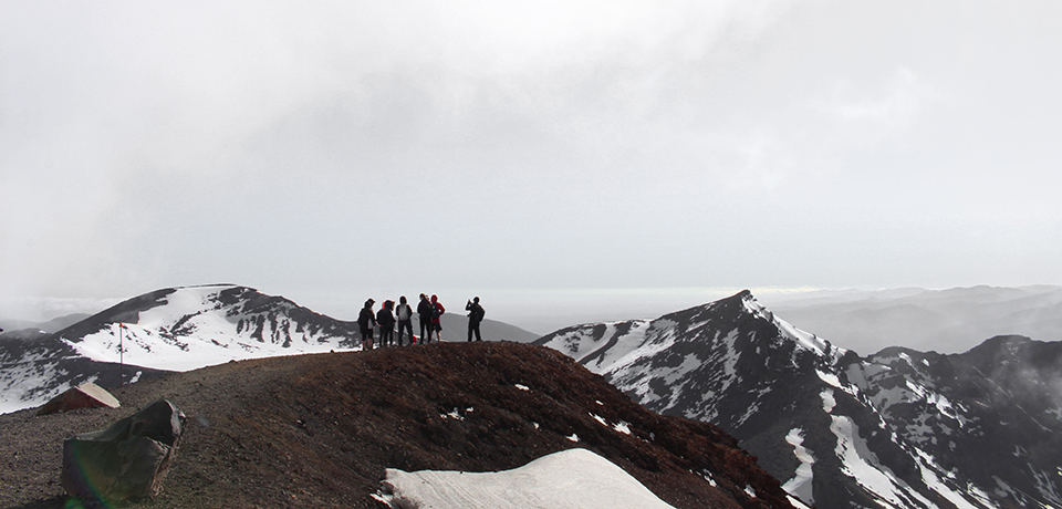Маршрут горою Тонгаріро