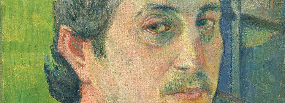 Портрети Гогена