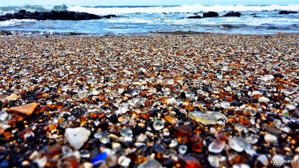 Скляний пляж Глас-Біч, Каліфорнія