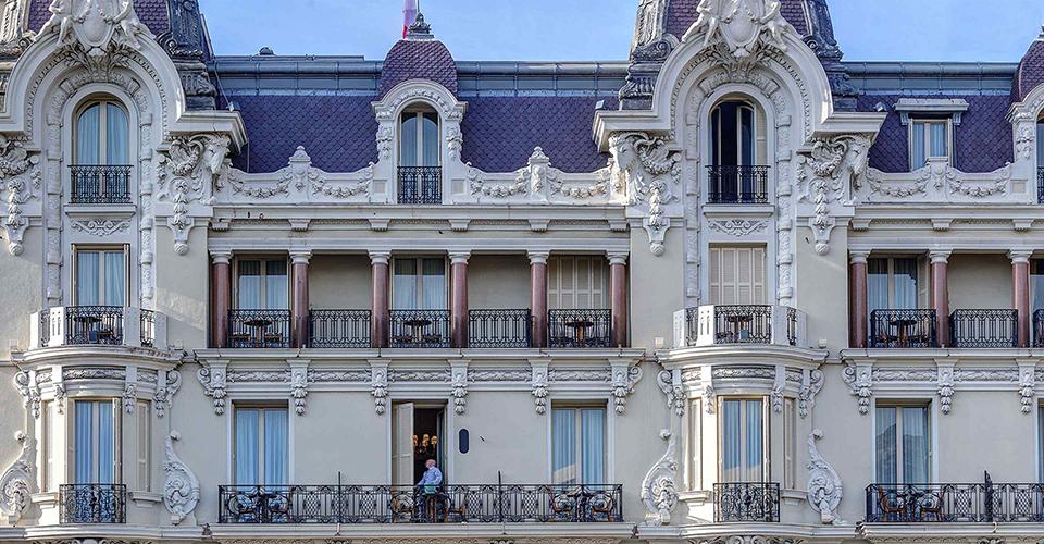 Hotel de Paris Hotel, Monte-Carlo, Monaco