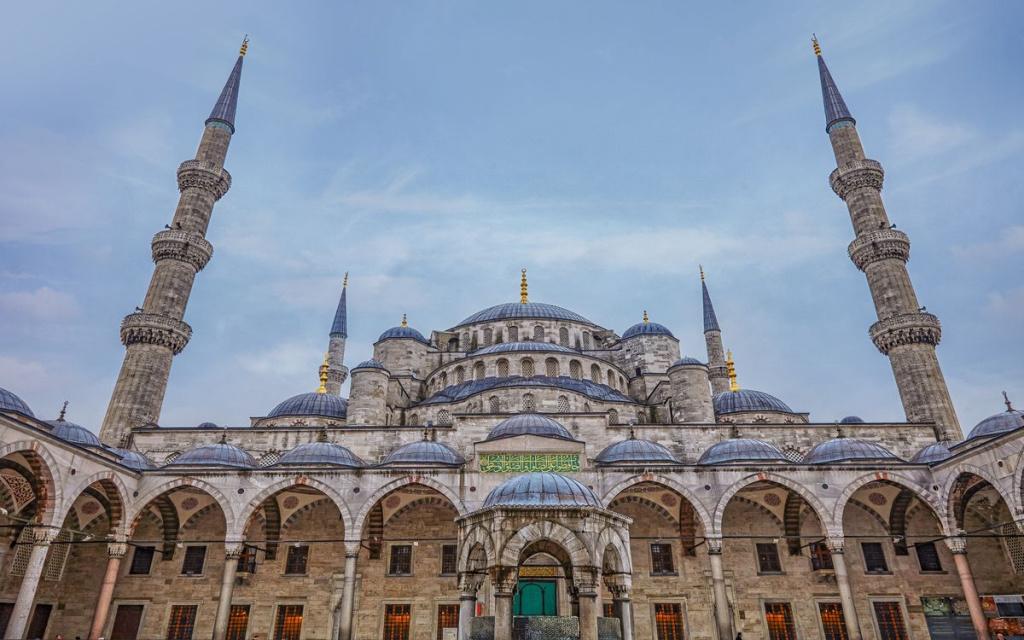 Стамбул влітку