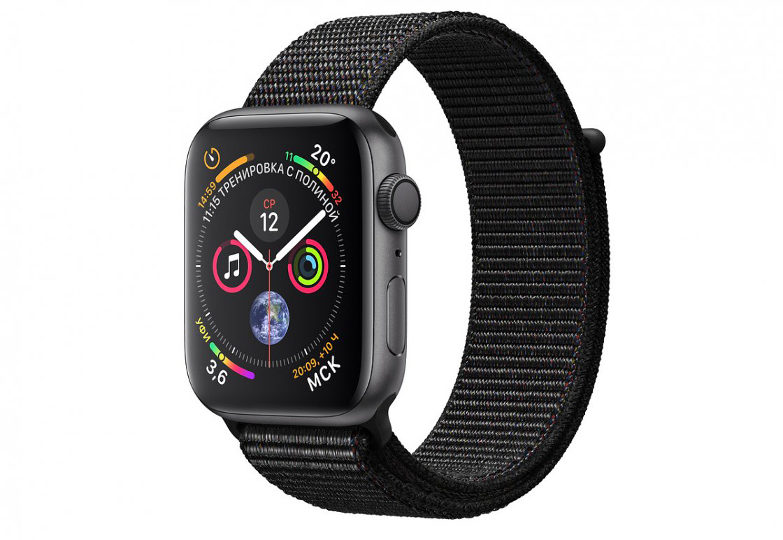 Годинник Apple Watch Series 4