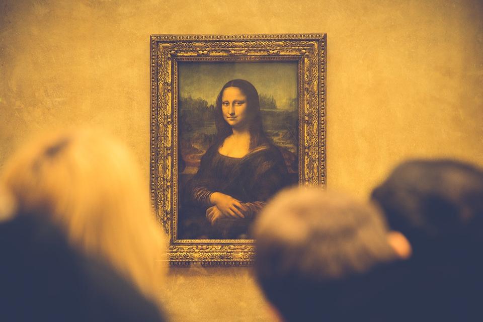 Мона Ліза Леонардо да Вінчі