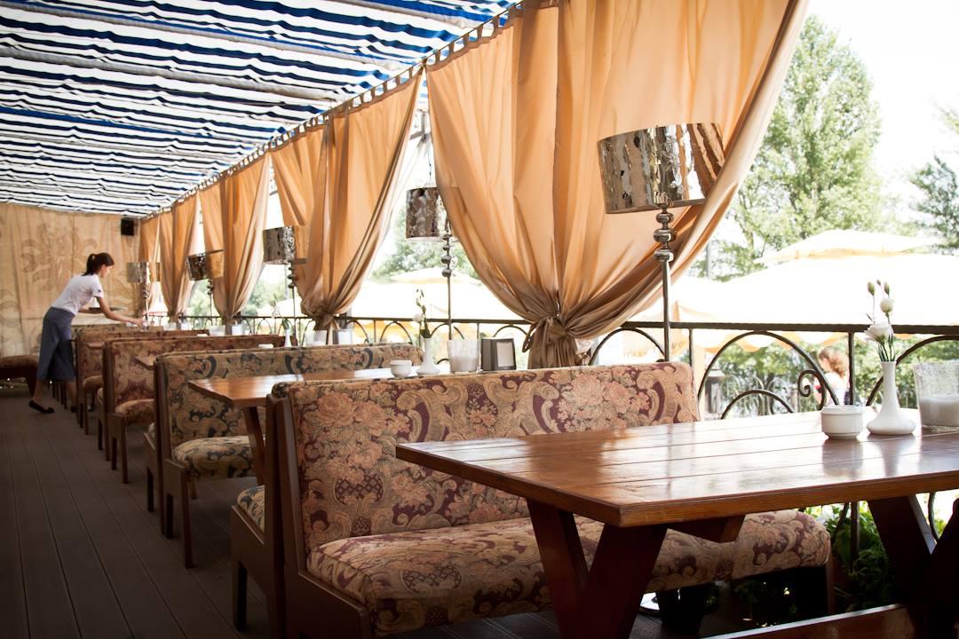 ресторанний комплекс «Меланж»