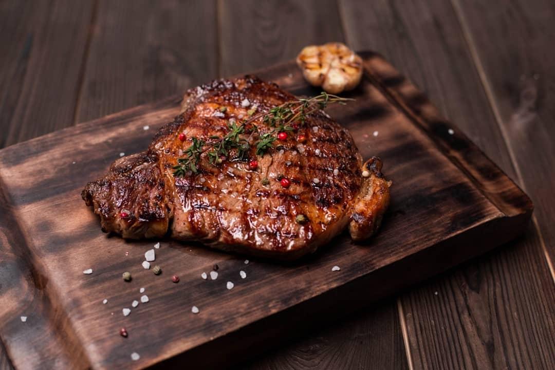 м'ясо гриль