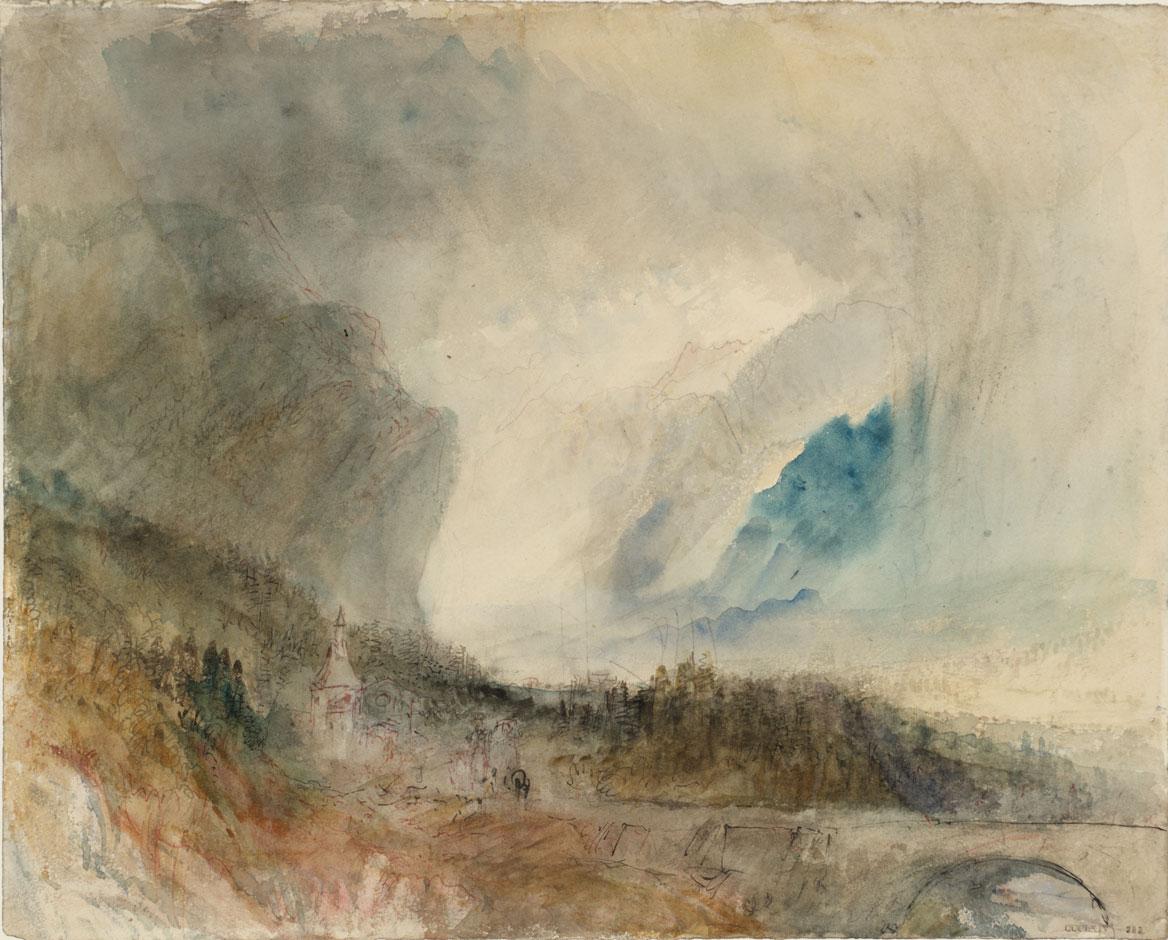 виставка вільям ернер художній музей люцерн