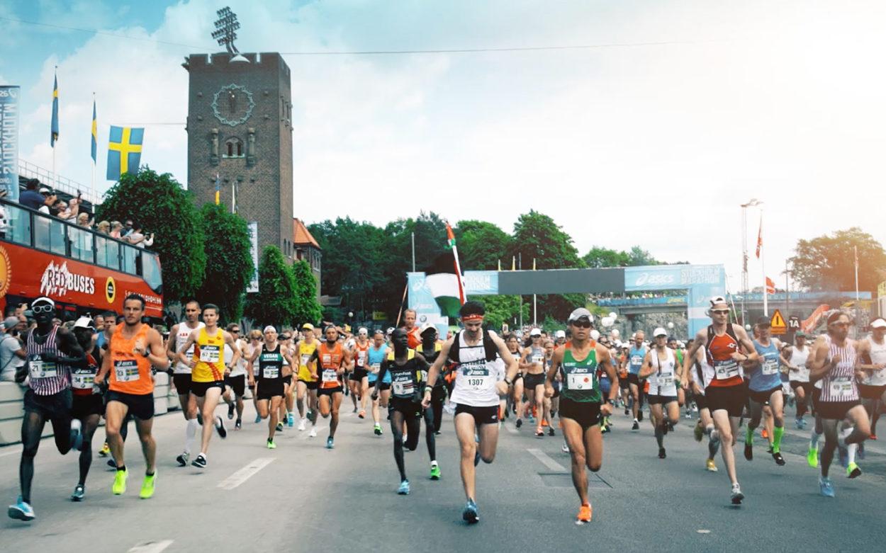 marathon марафон стокгольм забіг