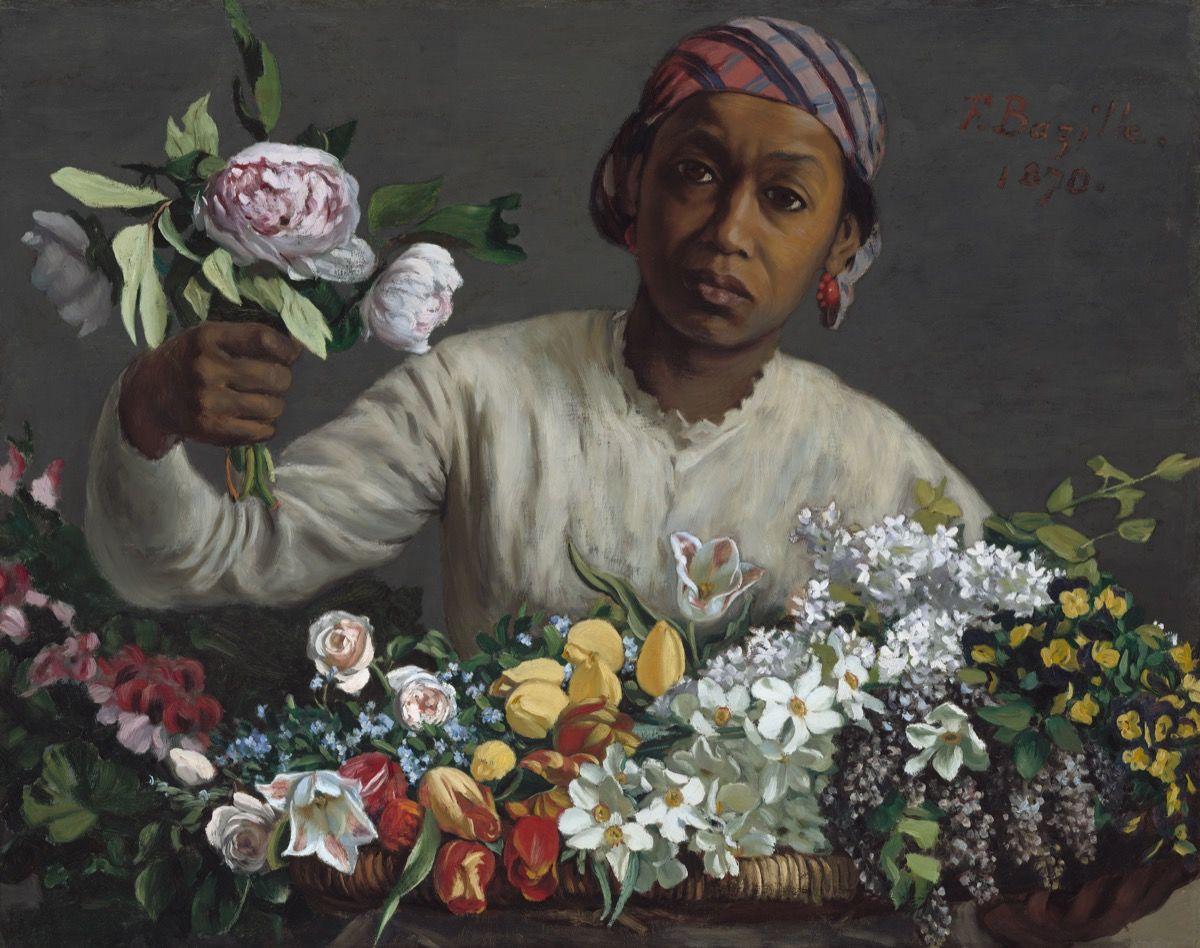 виставка музей париж темношкірі моделі
