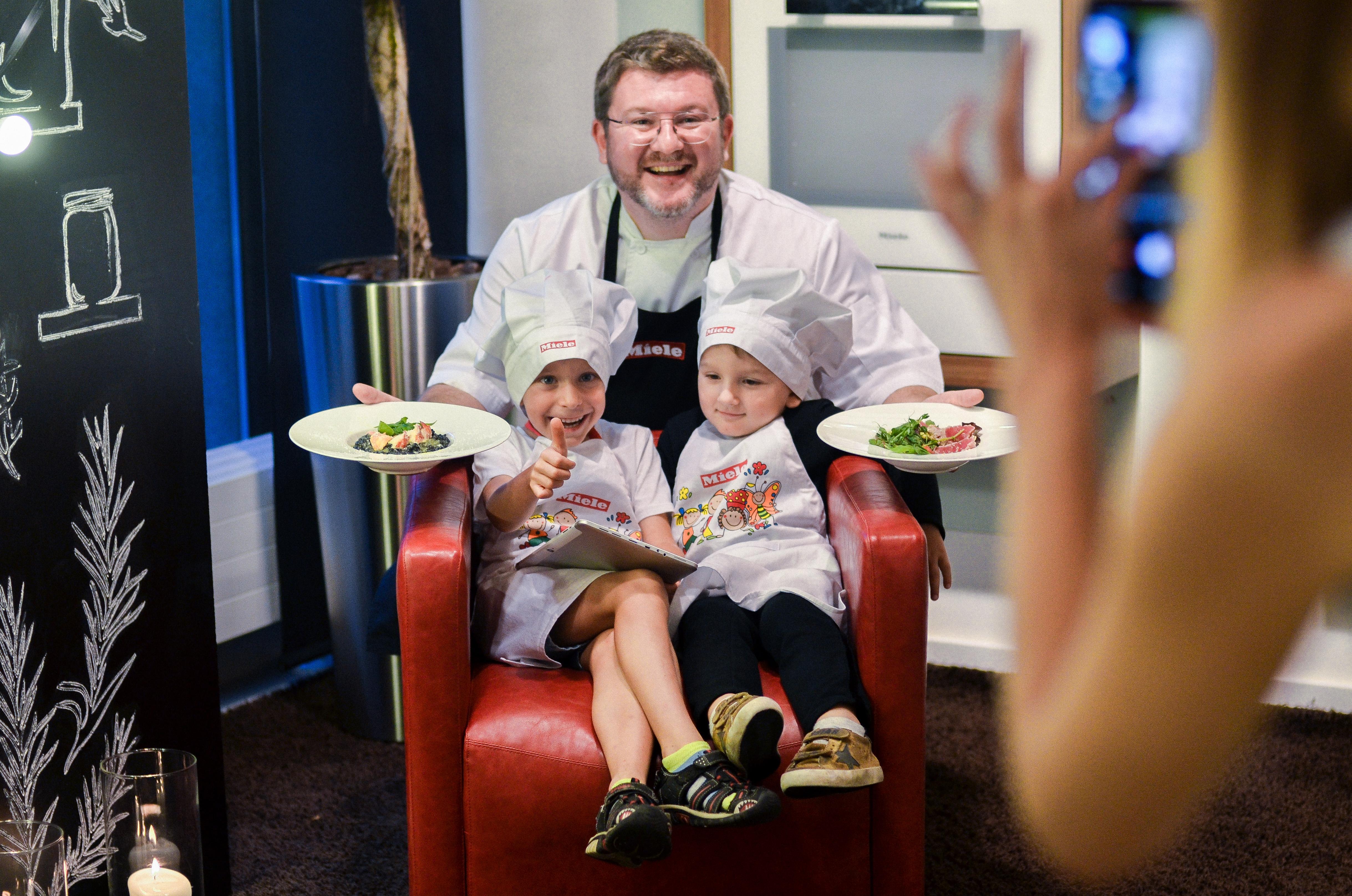 дмитро борисов готувати діти