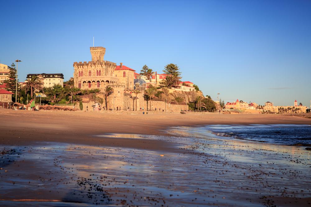 лісабон пляж мандри подорож