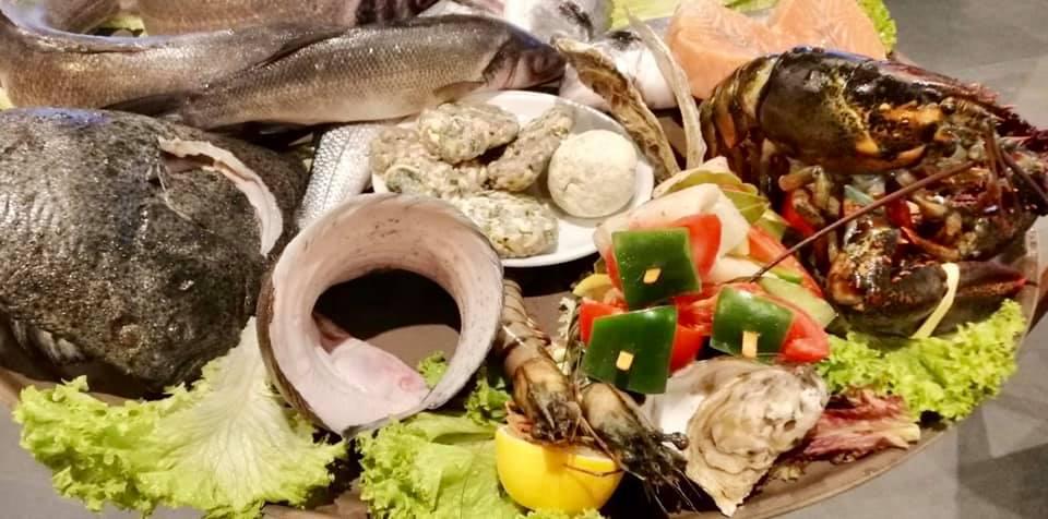 риба та морепродукти