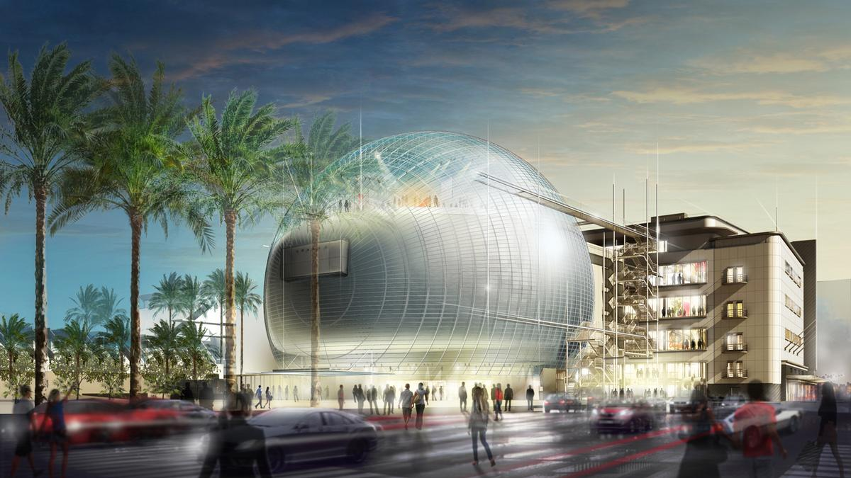 лос-анджелес кіно музей