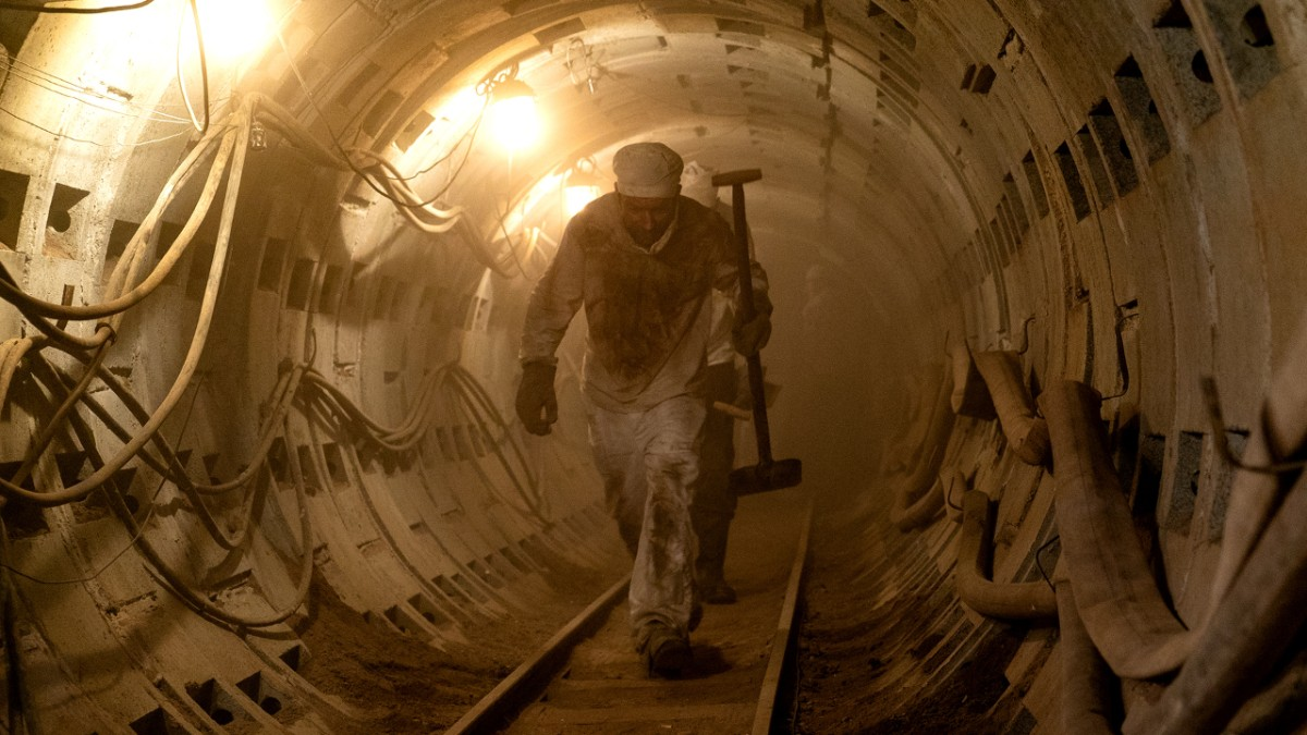 Серіал Чорнобиль