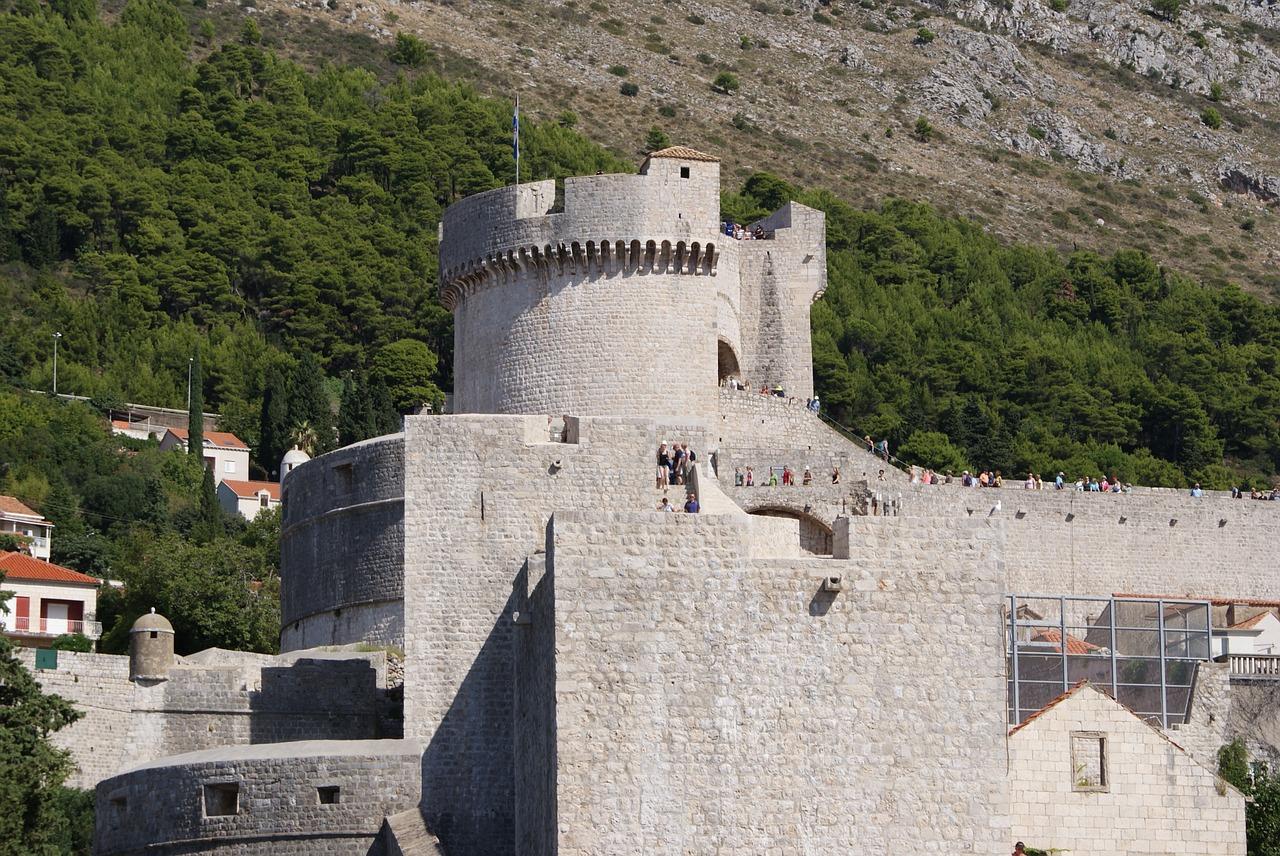 Фортеця у Дубровнику