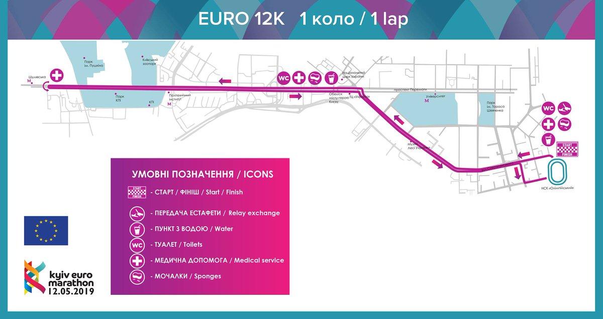 Карта EURO 12K