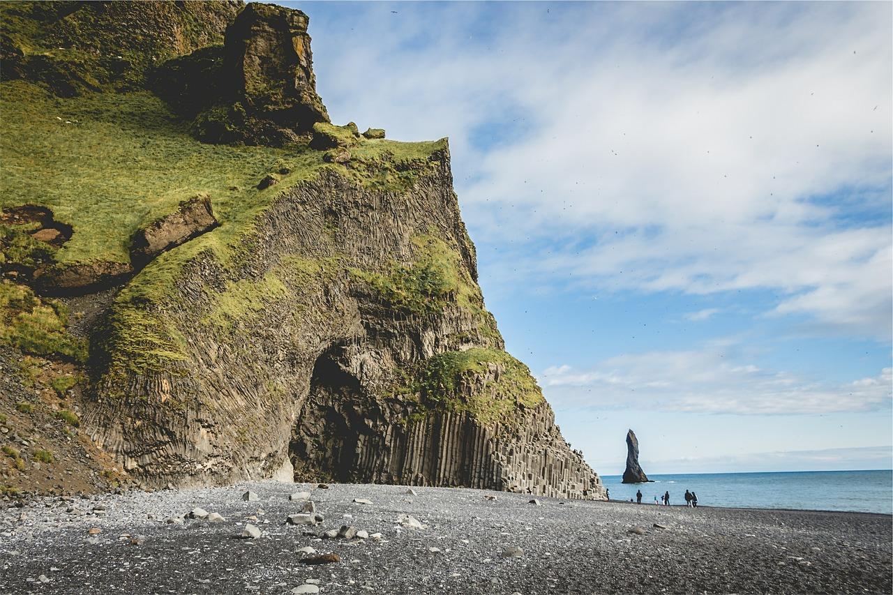 околиці селища Вік, Ісландія