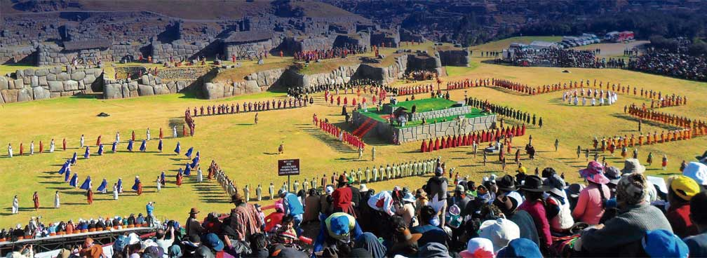 Фестиваль сонця Inti Raymi Перу