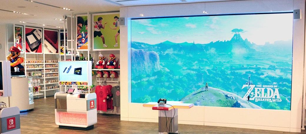 Nintendo World, Нью-Йорк