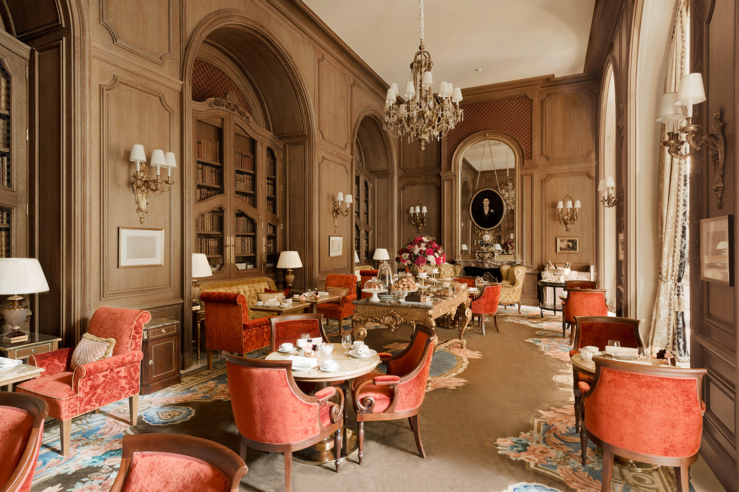 Ritz Hotel, Paris, France