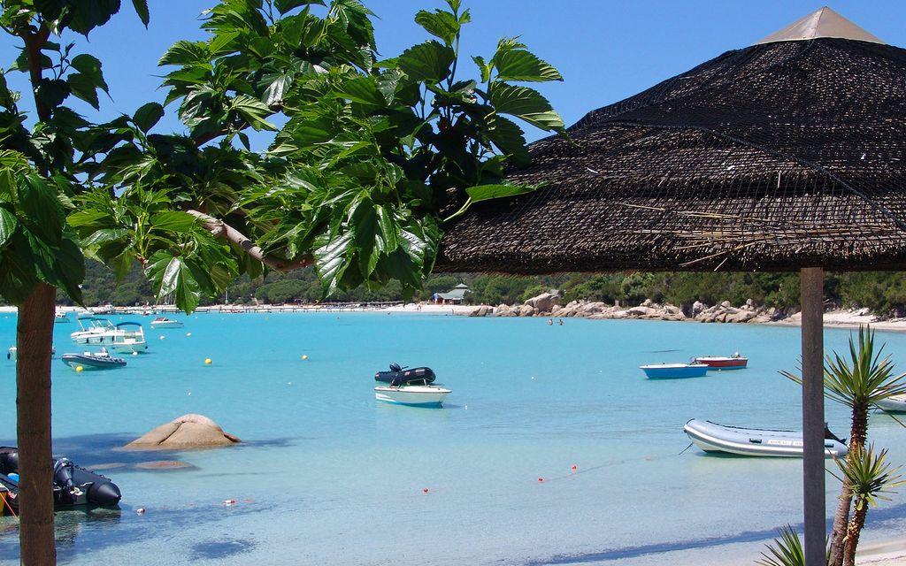 корсіка пляж пісок курорт