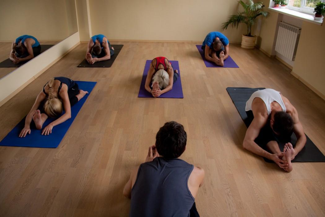 Йога-студія Андрія Сідерського
