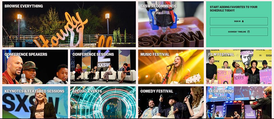 розклад музичного фестивалю