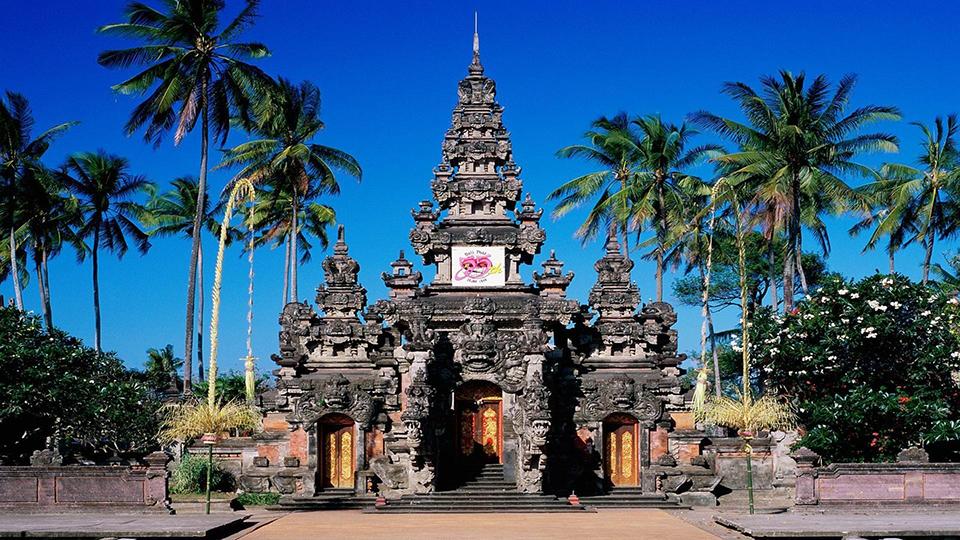 Храм на Балі
