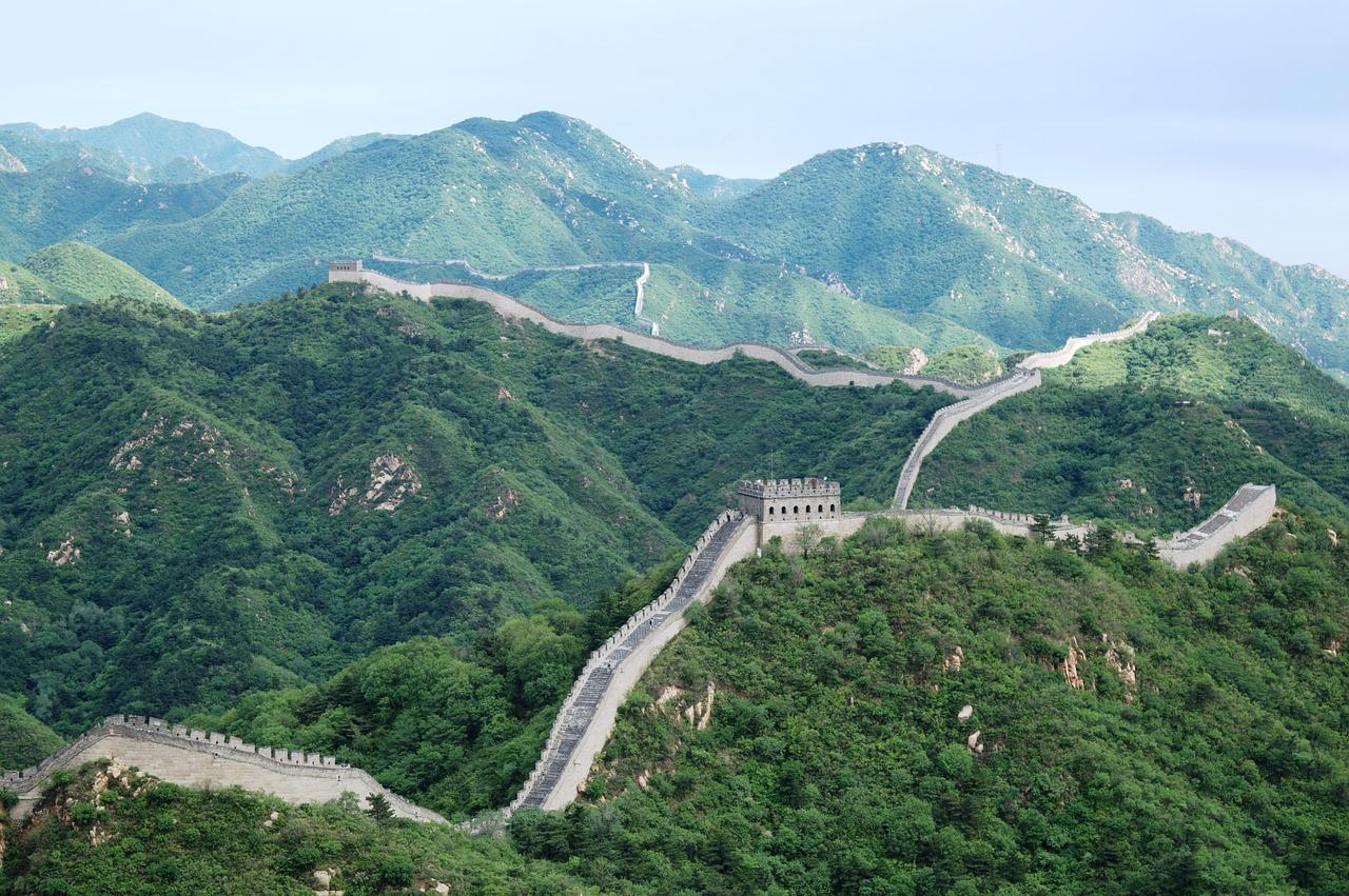 Маршрут Великою китайською стіною