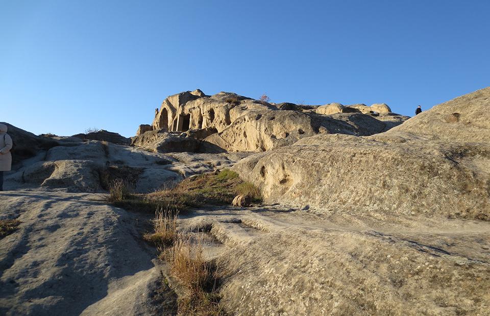Печерне місто Уплісцихе