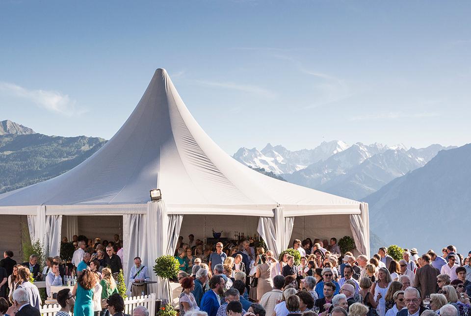 Фестиваль у Верб'є, Швейцарія