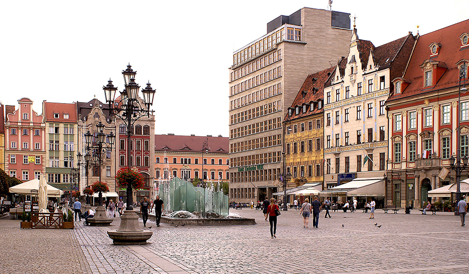 Вроцлав, Польща