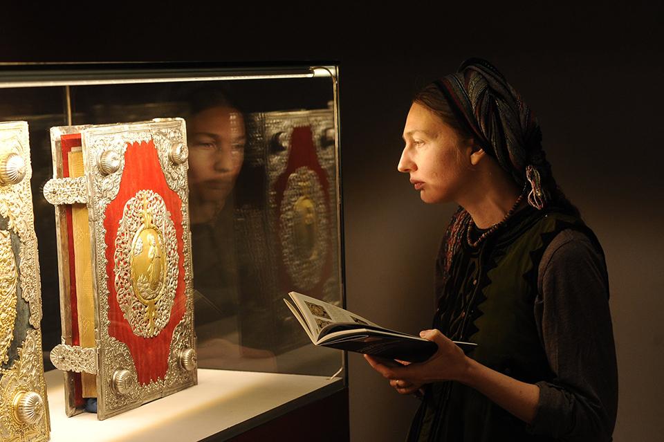 виставка в музеї явлення